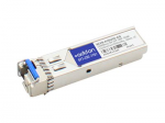 SFP (mini-GBIC) transceiver module (equivalent to: Ciena XCVR-A10U55) - GigE - 1000Base-BX - LC single-mode - up to 6.2 miles - 1310 (TX) / 1550 (RX) nm - TAA Compliant - for Ciena ActivEdge 3920 Service Delivery Switch