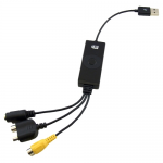 Video Capturing Device - Functions: Video Capturing Video Editing Video Recording Audio Capturing - USB - NTSC PAL