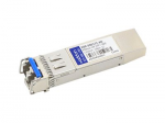 Brocade XBR-000153 Compatible SFP+ Transceiver - SFP+ transceiver module (equivalent to: Brocade XBR-000153) - 8Gb Fibre Channel (LW) - Fibre Channel - LC single-mode - up to 6.2 miles - 1310 nm (pack of 8) - for Brocade 300 51XX 53XX DCX Backbone DCX