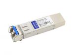 Brocade XBR-000192 Compatible SFP+ Transceiver - SFP+ transceiver module (equivalent to: Brocade XBR-000192) - 16Gb Fibre Channel (SW) - Fibre Channel - up to 984 ft - 850 nm