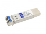 SFP+ transceiver module (equivalent to: HP QK724A) - 16Gb Fibre Channel (SW) - Fibre Channel - LC multi-mode - up to 984 ft - 850 nm - for HPE SN6000 StoreFabric SN3600 SN6500 SN6600B 32 SN6650 SN8600B 4-slot