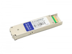 XFP transceiver module (equivalent to: Alcatel-Lucent XFP-10G-22DWD80) - 10 GigE - 10GBase-DWDM - LC single-mode - up to 49.7 miles - channel: 22 - 1559.79 nm - TAA Compliant