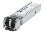 AT SP10SR - SFP+ transceiver module - 10 GigE - 10GBase-SR - LC multi-mode - up to 984 ft - 850 nm