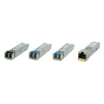 SFP (mini-GBIC) transceiver module - GigE - up to 6.2 miles - 1490 (TX) / 1310 (RX) nm