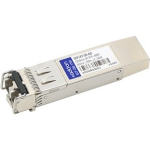 NetOptics SFP+KT-SR Compatible SFP+ Transceiver - SFP+ transceiver module (equivalent to: NetOptics SFP+KT-SR) - 10 Gigabit Ethernet - 10GBase-SR - LC multi-mode - up to 984 ft - 850 nm