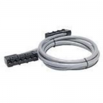 Data Distribution Cable - Network cable - RJ-45 (F) to RJ-45 (F) - 51 ft - UTP - CAT 5e - gray