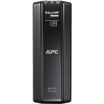 Back-UPS Pro 1500 - UPS - AC 230 V - 865 Watt - 1500 VA - RS-232 USB - output connectors: 10 - black