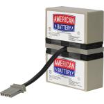 Replacement Battery Cartridge #33 - UPS battery - 1 x lead acid - charcoal - for P/N: BR1100CI BR1100CI-IN BR1200 BR650CI BR650CI-RS BT1500 BT1500BP SC1000I SN1000