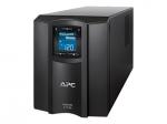 Smart-UPS C - UPS - AC 110/120/127 V - 900 Watt - 1440 VA - RS-232 USB - output connectors: 8 - Canada United States - black - with APC SmartConnect