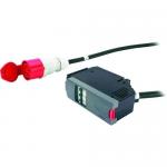 IT Power Distribution Module - Automatic circuit breaker (plug-in module) - AC 230 V - 3-phase - output connectors: 1 - for P/N: PDPM100F6F-M PDPM100F-M PDPM100G6F-M PDPM100L6F-M PDPM144F PDPM72F-5U