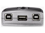 US221 ALLOWS 2 COMPUTERS TO SHARE THE SAME USB PERIPHERAL UNDER THE FOUNDATION O