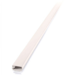 2 pack 8ft Wiremold Uniduct 2700 - Fog White - Raceway - Fog White - 20 Pack - Polyvinyl Chloride (PVC)