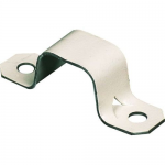 10-pack Wiremold 700 Mounting Strap Fitting - Cable raceway fitting - ivory (pack of 10)