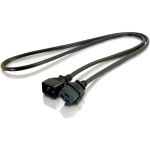 3ft 14AWG 250 Volt Power Extension Cord (IEC320 C20 to IEC320 C19) - For Monitor Scanner Printer - 250 V AC Voltage Rating - 15 A Current Rating - Black