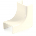 Wiremold Uniduct 2700 Internal Elbow - Ivory - Elbow - Ivory - Polyvinyl Chloride (PVC)