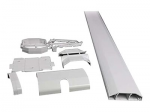 WIREMOLD CABLEMATE KIT - WHITE WIREMOLD PART NUMBER: C910
