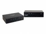HDMI and VGA + Stereo Audio HDBaseT over Cat Extender Transmitter - Video/audio extender - HDBaseT - up to 230 ft