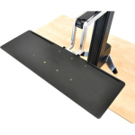 Large Keyboard Tray for WorkFit-S - 0.2 inch x 27 inch x 8.9 inch - Black