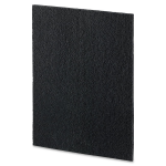 CF-300 Carbon Replacement Filter for AP-300PH Air Purifier - 16.25 inch Height x 12.5 inch Width x 0.19 inch Depth - Carbon - Black