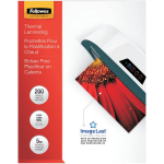 Imagelast Laminating Pouches With Uv Protection 5mil 11 1/2 X 9 200/pack