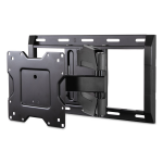 Neo-Flex Cantilever UHD - Mounting kit (wall plate monitor plate motion arm spider adapter cable management hardware) for LCD / plasma panel (Lift and Lock) - black - screen size: 37 inch -70 inch