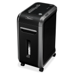 Powershred 99MS Micro-Cut Shredder - Shreds 14 sheets of paper per pass into 2154 (5/64 x 9/16 Security Level P-5) micro-cut particles for superior security