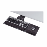 Professional Series Executive Keyboard Tray - 5.8 inch x 28.2 inch x 21.3 inch - Black