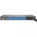 Intelligent Modular Power Distribution Unit - Power distribution unit (rack-mountable) - AC 208 V - 17300 VA - output connectors: 6 (IEC 60320 C19) - 1U - for HPE ConvergedSystem 500 Advanced Series Racks 42U 600 ProLiant for Microsoft Azure Stack