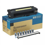 Transfer roller assembly - Long black foam type roller - Transfers static charge to paper