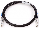 Stacking cable - 10 ft - for HPE Aruba 2920-24G 2920-24G-PoE+ 2920-48G 2920-48G-PoE+ 2930M 24