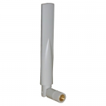 Aruba AP-ANT-1W - Antenna - 4 dBi (for 2400 MHz - 2500 MHz)  6 dBi (for 4900 MHz - 5875 MHz) - omni-directional - indoor - white for Instant IAP-214