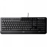 Keyboard - USB - US - for HP 260 G3 ProDesk 400 G6 600 G5 ProOne 400 G5 440 G5 600 G5 RP9 G1 Retail System