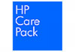 Electronic HP Care Pack Next Business Day Hardware Support with Defective Media Retention - Extended service agreement - parts and labor - 5 years - on-site - response time: NBD - for DesignJet T1200 HD-MFP