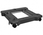 Printer caster base - for Lexmark CS820 CS827 CX820 CX825 CX827 CX860 XC6152 XC6153 XC8163