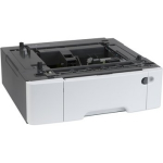 Duo Tray With MPF - Media tray / feeder - 650 sheets in 2 tray(s) - for Lexmark C2132 CS310 CS317 CS410 CS417 CS510 CS517 CX317 CX417 CX517 XC2130