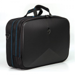 Alienware Vindicator 15 inch ScanFast Briefcase - Notebook carrying case - 15.6 inch - 16 inch - black with teal accent