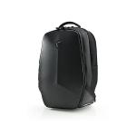 Edge Alienware Vindicator Carrying Case (Backpack) for 14.1 inch Notebook - Black - Weather Resistant - Nylon - Chest Strap Shoulder Strap