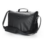 Edge Alienware Vindicator Carrying Case (Messenger) for 17.1 inch Notebook - Black - Weather Resistant Flap Wear Resistant Base - Nylon - Alien Head Logo - Handle Shoulder Strap