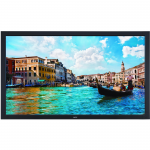 65 LED LCD PUBLIC DISPLAY MONITOR 1920X1080 (FHD) BLACK WITH FULL AV FUNCTION OPTION SLOT (OPS ONLY)  RJ-45 HDMI DIGITAL CONNECTION INTEGRATED SPEAKERS 3 YEAR WARRANTY