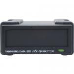 Tandberg RDX QuikStor - Disk drive - RDX - SuperSpeed USB 3.0 - internal - 3.5 inch - black (pack of 10)
