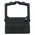 Oki Black Ribbon Cartridge - Black - Dot Matrix - 4000000 Character - 1 Each - Retail