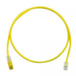 TX6 PLUS - Patch cable - RJ-45 (M) to RJ-45 (M) - 10 ft - UTP - CAT 6 - booted stranded - yellow