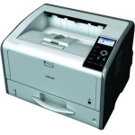 SP 6430DN Mono LED Printer (38 ppm) (512 MB) (11 x 17) (Max Duty Cycle 150000 Pages) (Duplex) (USB) (Ethernet) (500 Sheet Input Tray) (100 Sheet MPT)