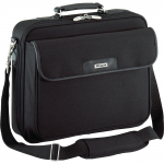 Traditional Notepac Notebook Case - Top-loading - Polyester - Black