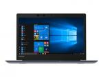 Dynabook Toshiba Portege X30-D1352 - Core i5 7300U / 2.6 GHz - Win 10 Pro - 8 GB RAM - 256 GB SSD - 13.3 inch touchscreen 1920 x 1080 (Full HD) - HD Graphics 620 - Wi-Fi - onyx blue