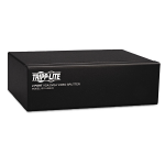 Lite 2-Port VGA Splitter with Signal Booster - High Resolution Video 350MHz 2048x1536 (HD15 M/2xF)