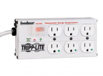 ISOBAR SURGE PROTECTOR MEDICAL METAL 6 OUTLET 15FEET CORD