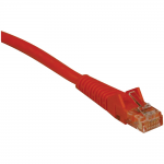 7ft Cat6 Gigabit Snagless Molded Patch Cable RJ45 M/M Orange 7 - Patch cable - RJ-45 (M) to RJ-45 (M) - 7 ft - UTP - CAT 6 - molded snagless stranded - orange