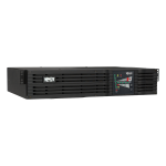 UPS Smart Online Rackmount 110V-120V with Pre-installed SNMPWEBCARD 2U - 2200 VA/1600 W - 4.50 Minute - 2U Tower/Rack Mountable - 4.50 Minute - 6 x NEMA 5-15/20R -  1 x NEMA L5-20R - Over Voltage Under Voltage EMI / RFI Brownout