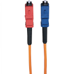 2M Duplex Multimode 62.5/125 Fiber Optic Patch Cable LC/SC 6 feet 6ft 2 Meter - Patch cable - SC multi-mode (M) to LC multi-mode (M) - 6.6 ft - fiber optic - 62.5 / 125 micron